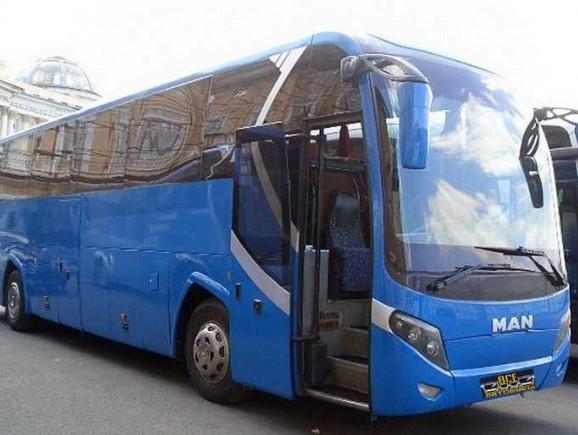 фотография Автобус MAN Creator