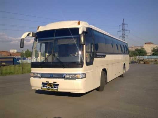 фотография Автобус Kia Granbird