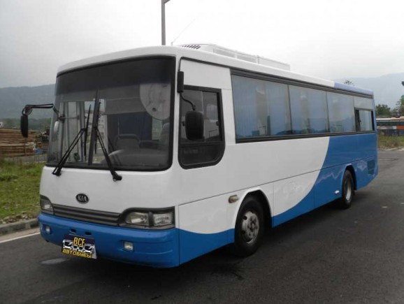 фотография Автобус Kia Asia Cosmos