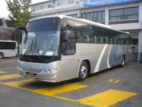 фотография Автобус Daewoo Trumpf Junior