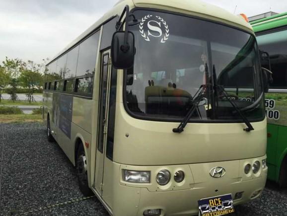 фотография Автобус Hyundai Aero Town