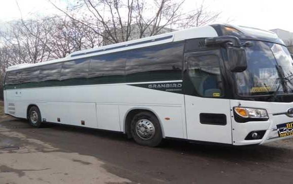 фотография Автобус Kia Grandbird (421)