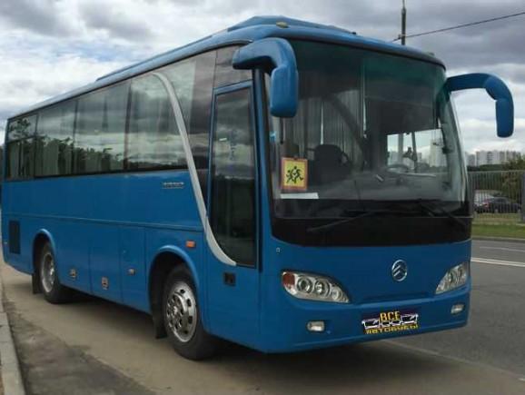 фотография Автобус Golden Dragon (056)