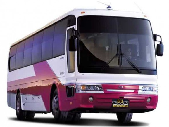 фотография Автобус Hyundai Aero Queen