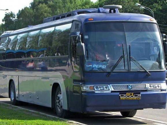 фотография Автобус Kia Grandbird (857)