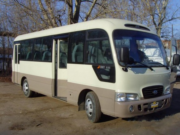 фотография Автобус Hyundai County