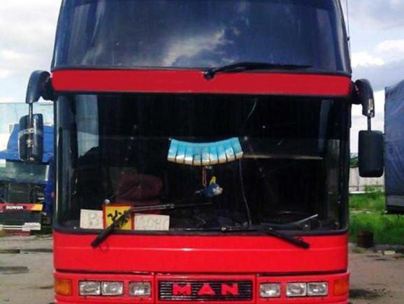 фотография Автобус MAN (461)