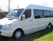 Микроавтобус Mercedes-Benz Sprinter 313 Vip