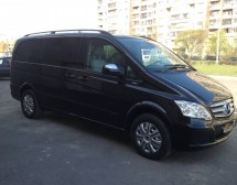 Минивэн Mercedes-Benz Viano