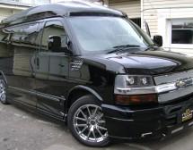Минивэн Chevrolet Express (454)